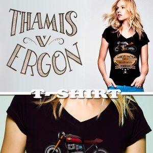 Camisetas estilo mujer