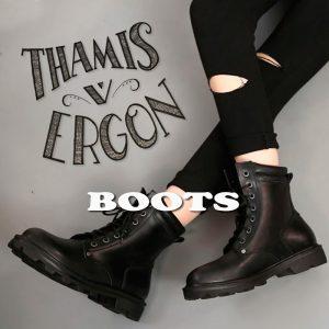 botas estilo mujer
